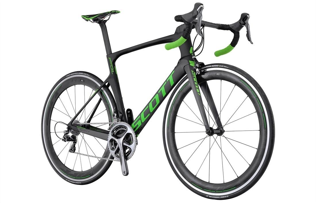 2016 Scott Foil Team Issue Bike R A Cycles