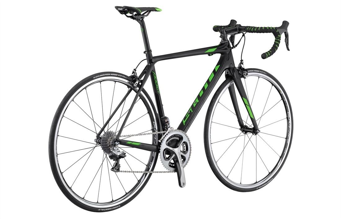 2016 Scott Addict Team Issue Bike R A Cycles