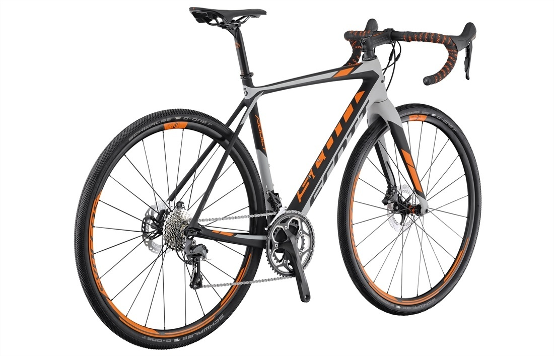 2016 Scott Addict Gravel Disc Bike