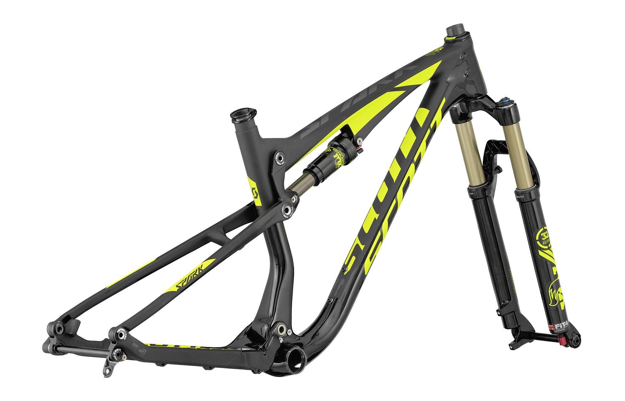 0e4c42a7a13 2016 Scott Spark 700 RC Frameset | R&A Cycles