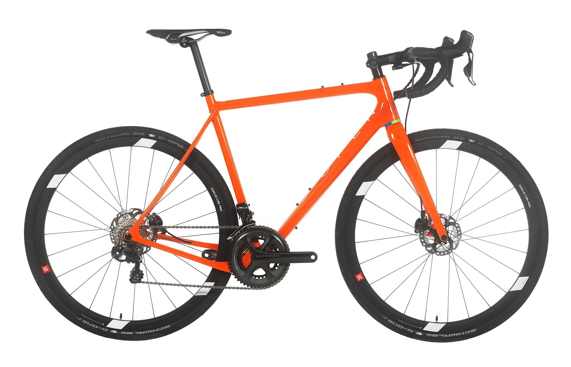 Open U P Classic Ultegra Di2 Bike R Amp A Cycles