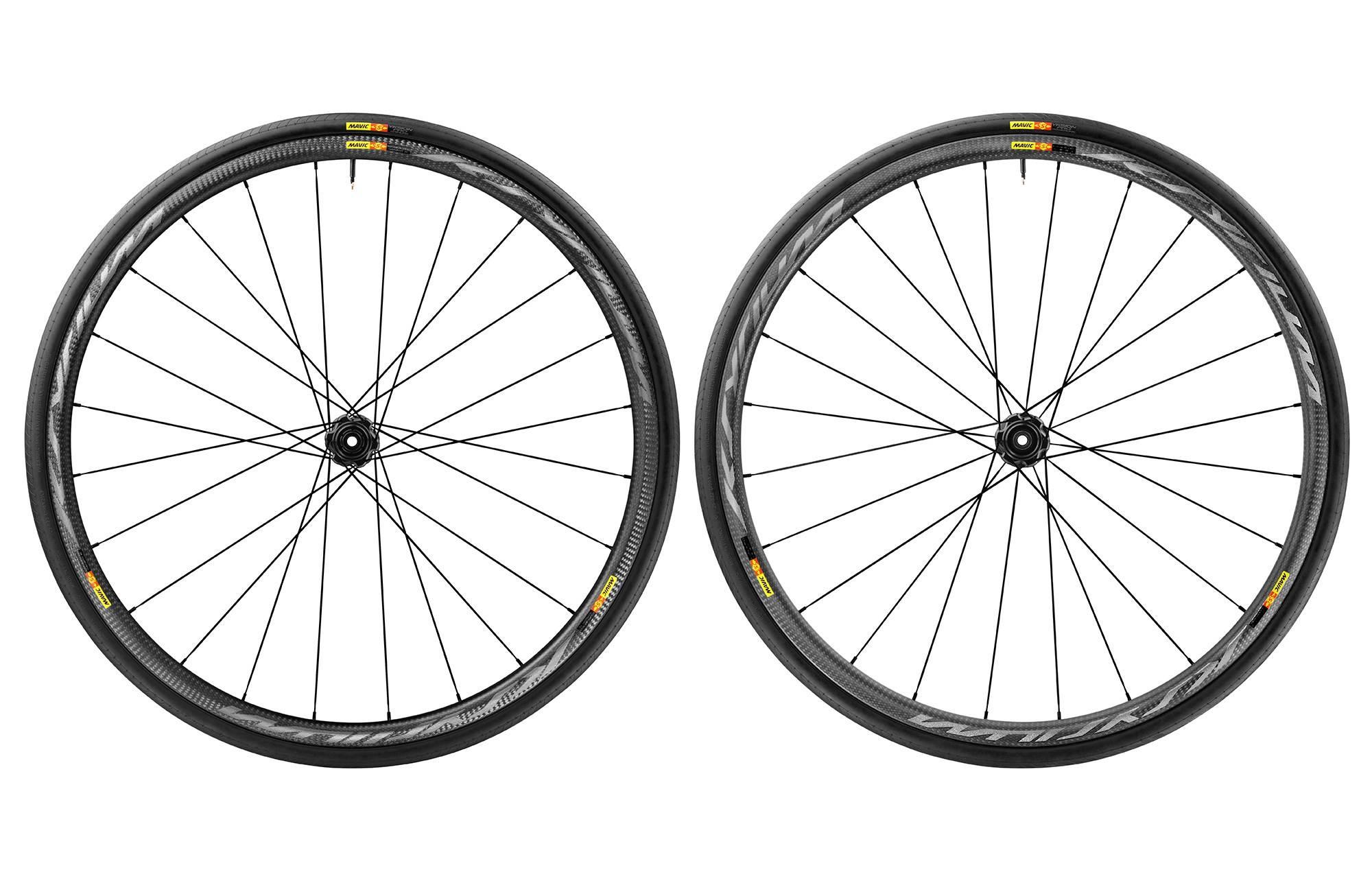 b7bf48204fd Mavic Ksyrium Pro Carbon SL Disc Clincher Wheelset | R&A Cycles
