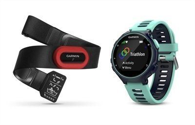 Garmin Forerunner 735XT Run Bundle Multisport Computer