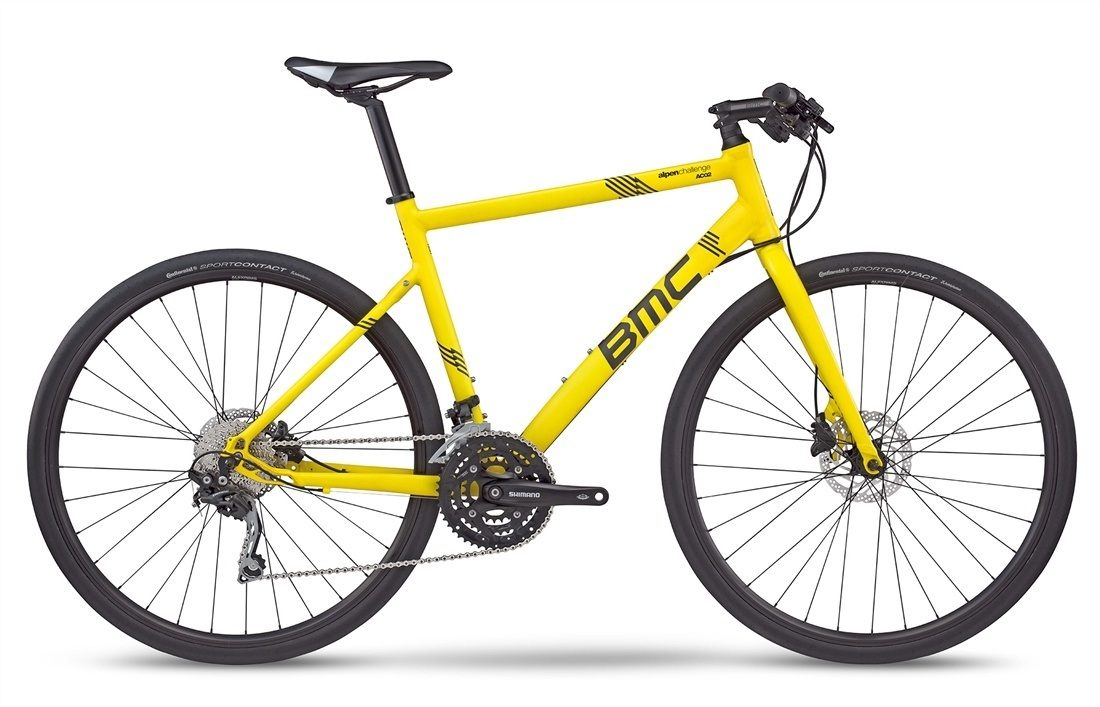 2017 Bmc Alpenchallenge Ac02 Deore Bike R A Cycles