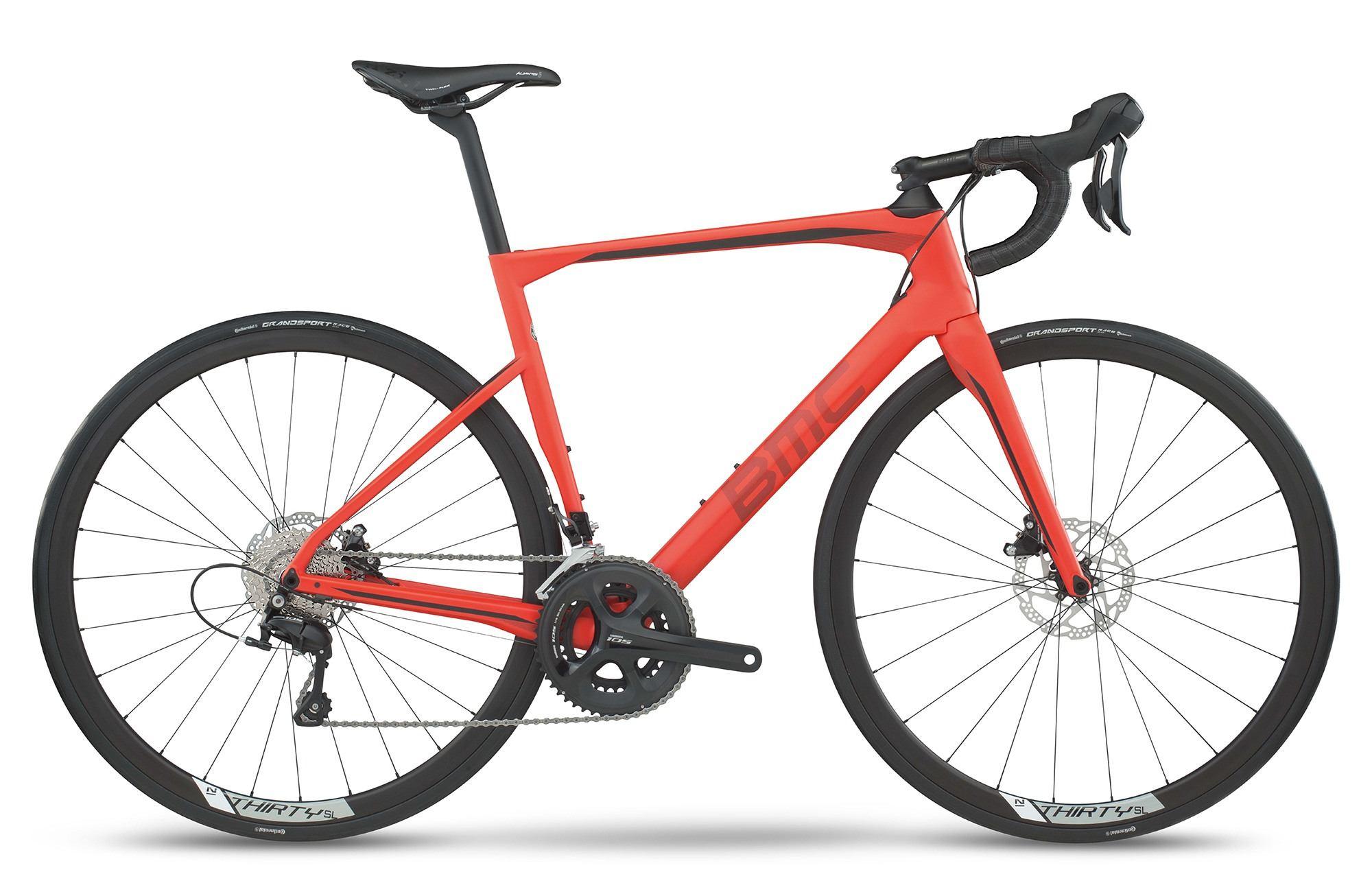 9807302617f 2017 BMC RoadMachine 02 105 Bike