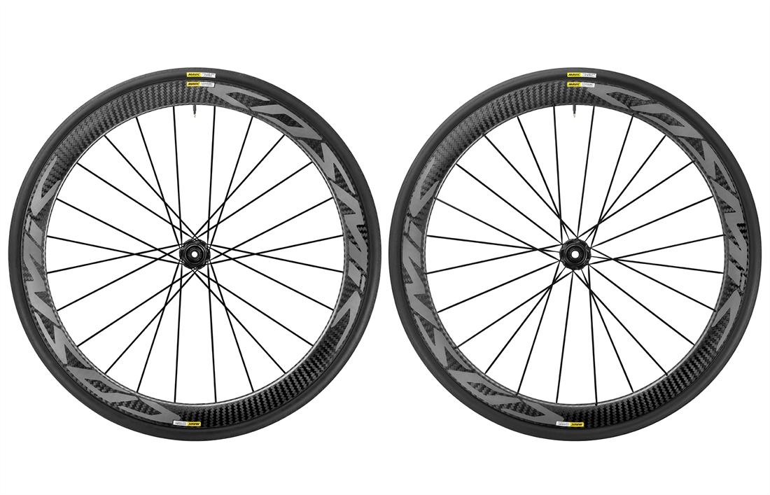 c0ee4cf61d0 2018 Mavic Cosmic Pro Carbon Disc Clincher Wheelset | R&A Cycles
