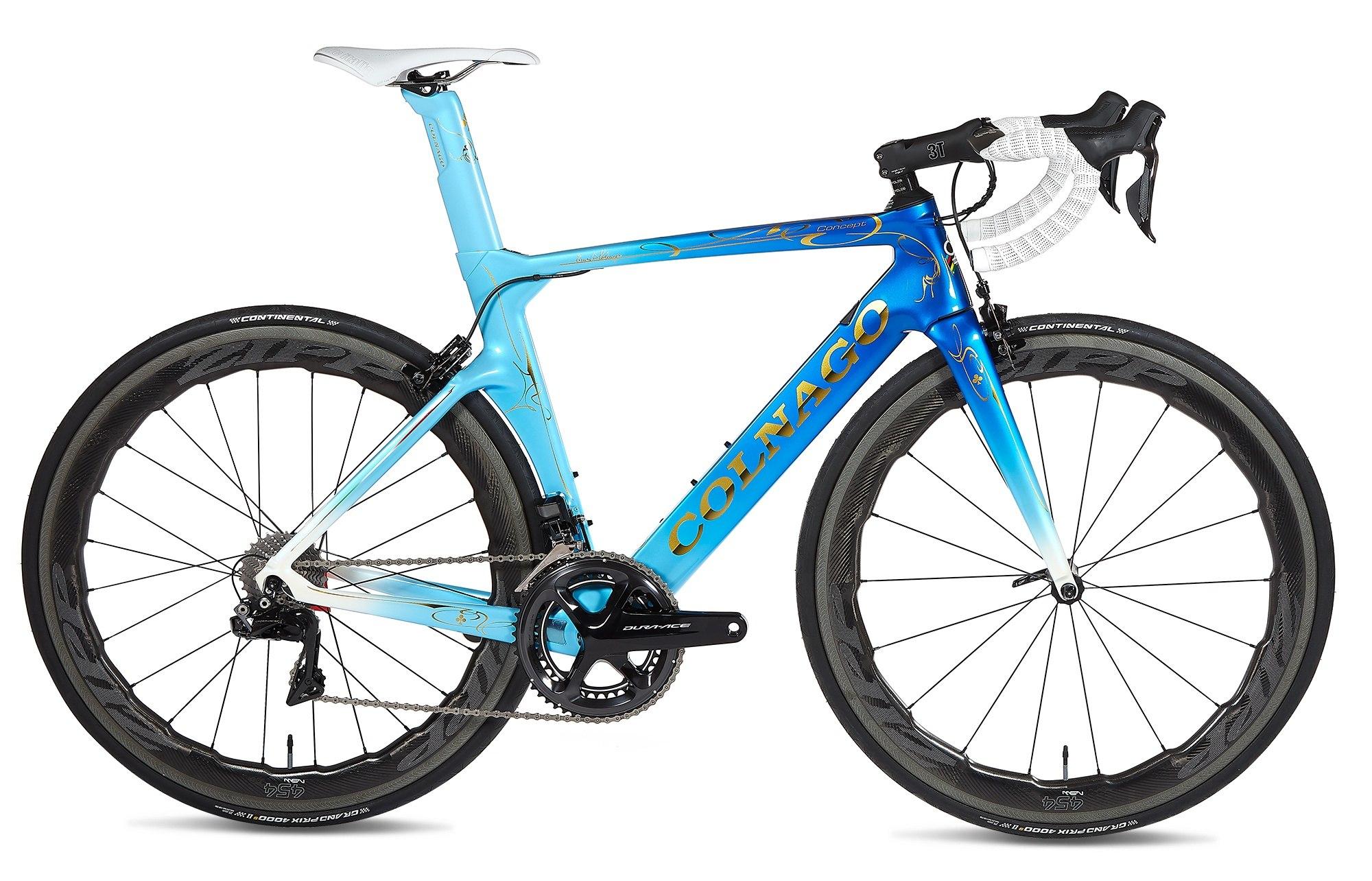 Colnago Concept Art Decor Dura Ace Di2 Bike R Amp A Cycles