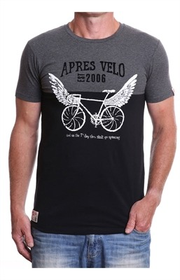 Apres Velo 7th Day Spinners Tee 3471cd8bf