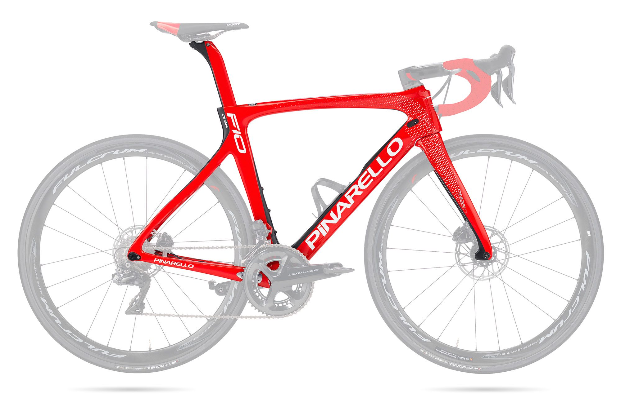 PINARELLO ROUND TOP CAP ALLOY with or Without Expander