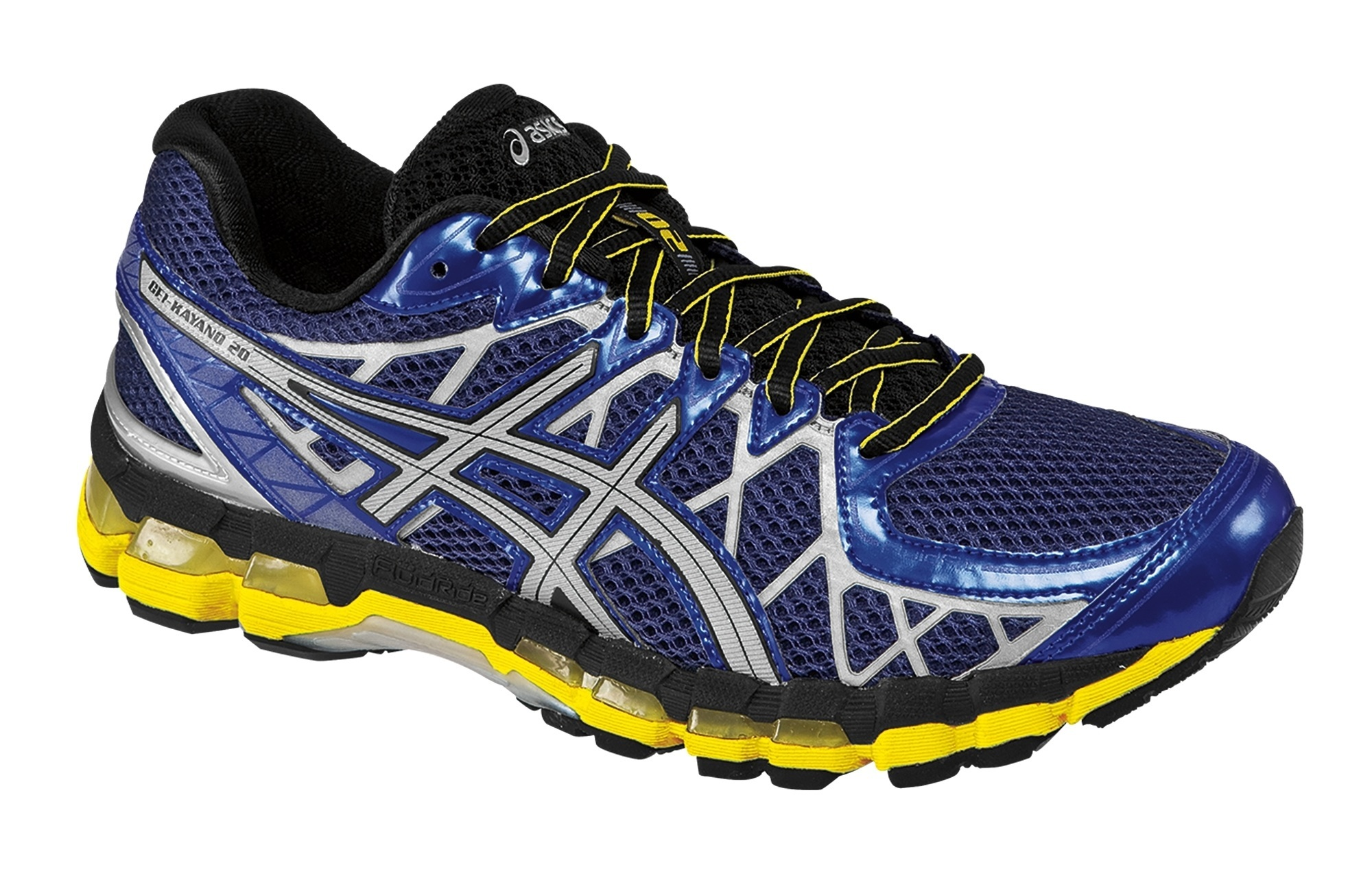 Asics Gel Kayano 20 gradient