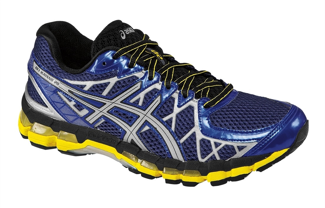 asics gel kayano 20 lite show yellow
