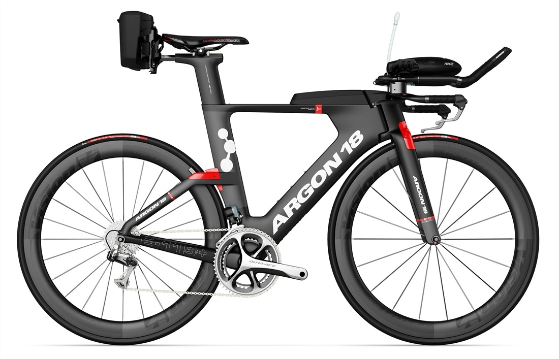 67eee13b628 2018 Argon 18 E-119 Tri+ Dura-Ace Di2 Bike | R&A Cycles
