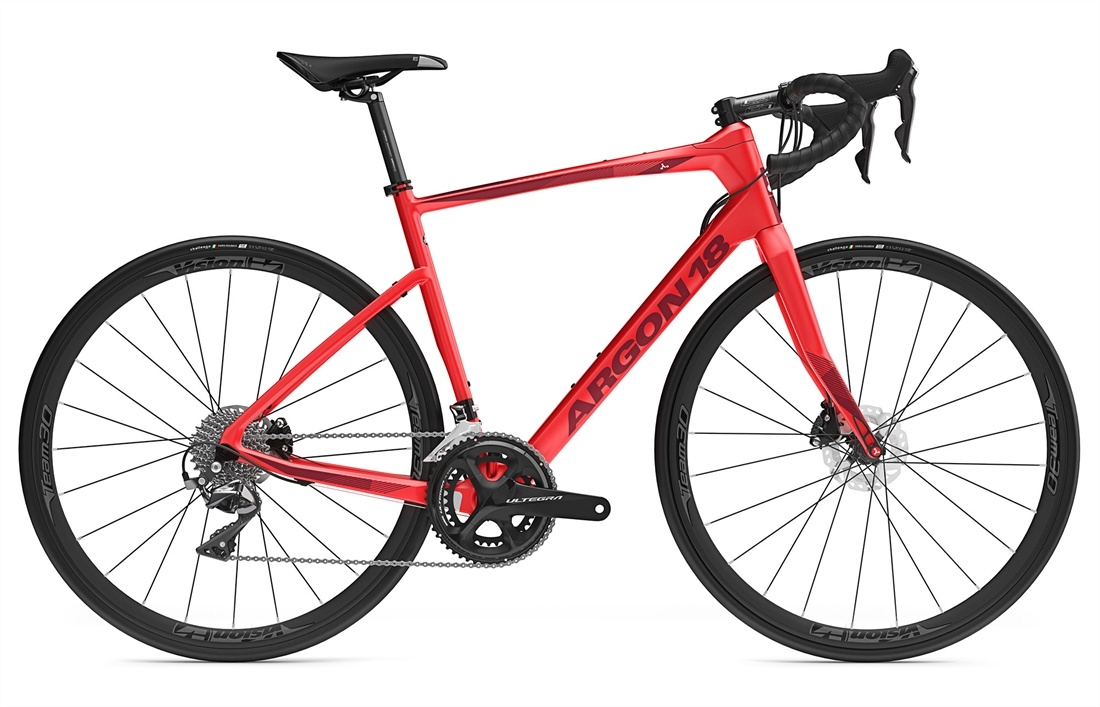 Argon 18 Krypton CS - Gran Fondo NY rental bike