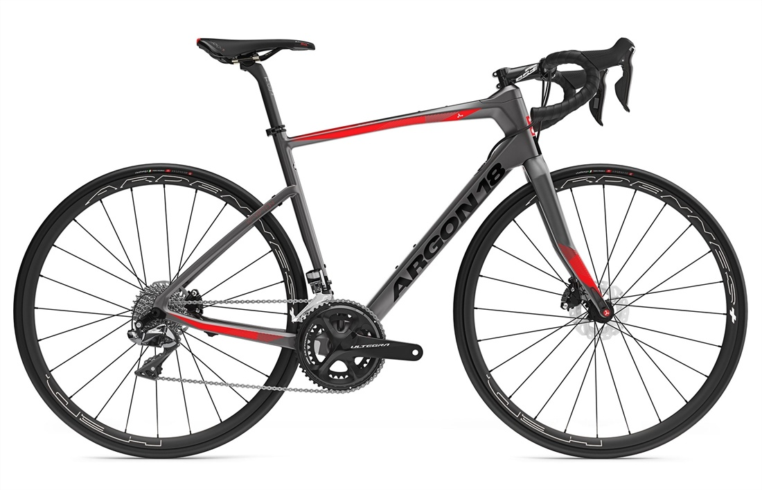 Argon 18 Krypton GF - Gran Fondo NY rental bike