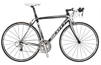 2011 Scott Addict R3 Bike
