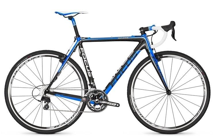 2012 Focus Mares CX 3.0 105 Bike