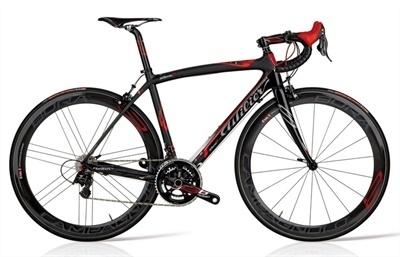 2012 Wilier Zero.7 Super Record Bike