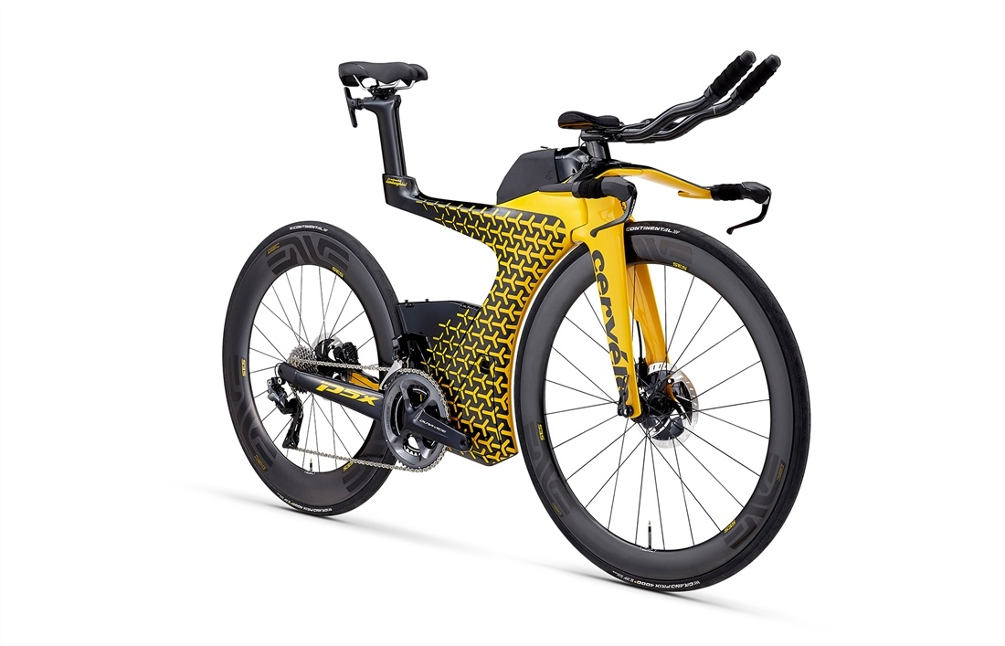 Cervelo P5x Lamborghini Edition Bike R A Cycles