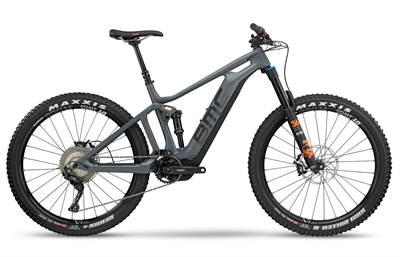 BMC Trailfox AMP Two Bike
