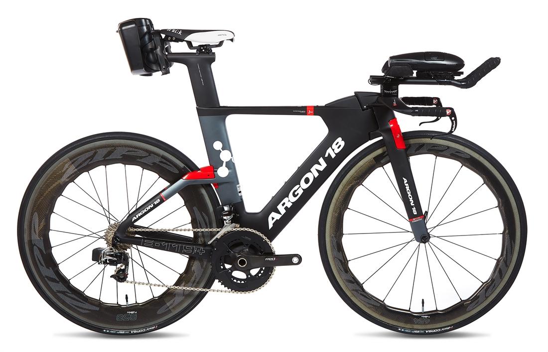 Argon 18 E-119 Tri+ Daytona Pro Bike