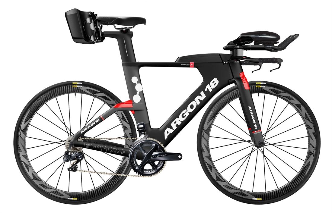 Argon 18 E-119 Tri+ Kaizen Team Bike