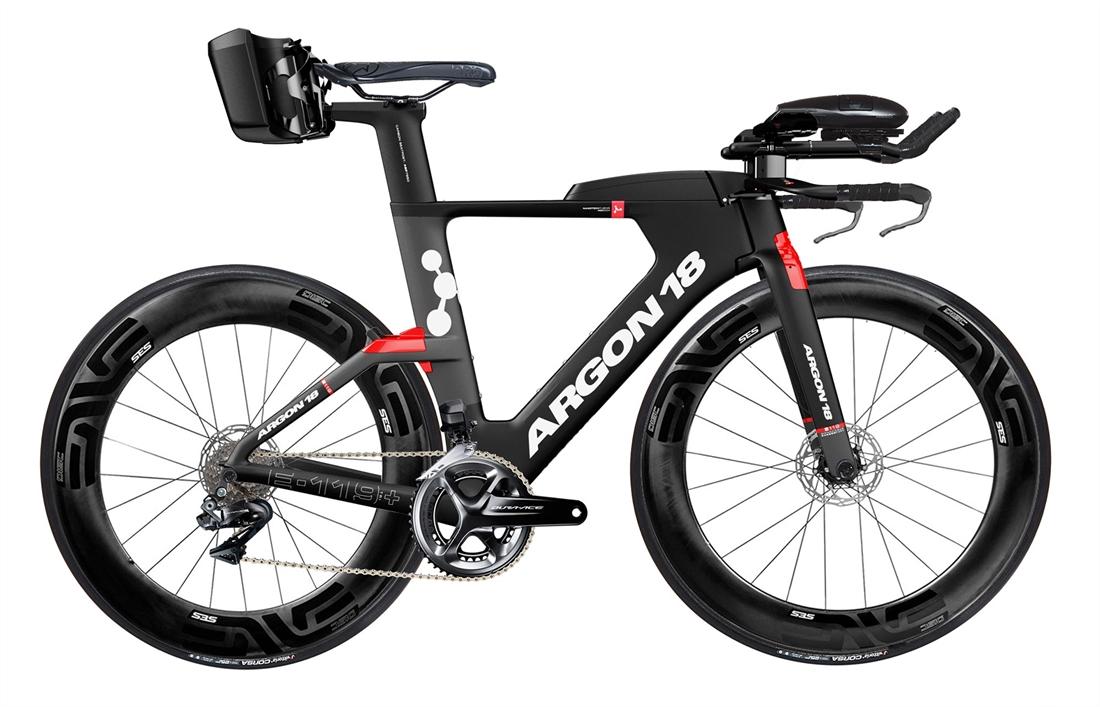 Argon 18 E-119 Tri+ Kaizen Pro Bike