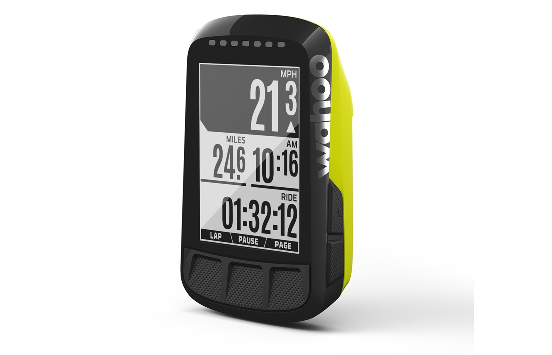 Wahoo Elemnt Bolt GPS Limited Edition Cycling Computer