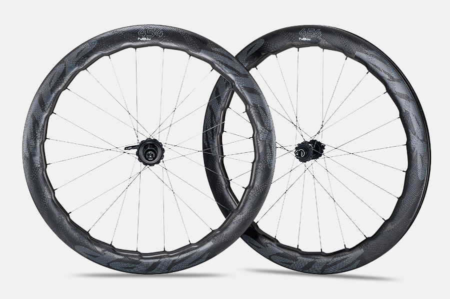 Zipp 858 NSW Carbon Clincher Disc-Brake