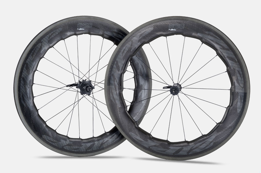 Zipp 858 NSW Carbon Clincher