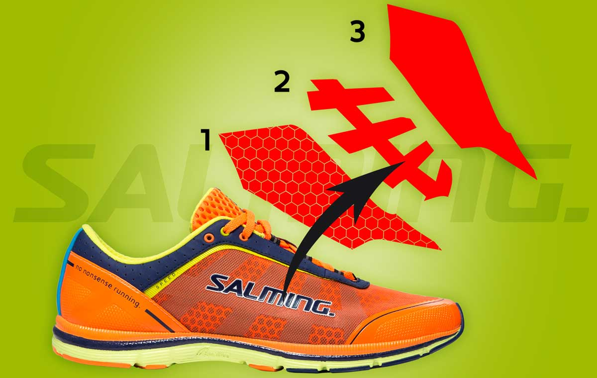 Salming Running Shoes
