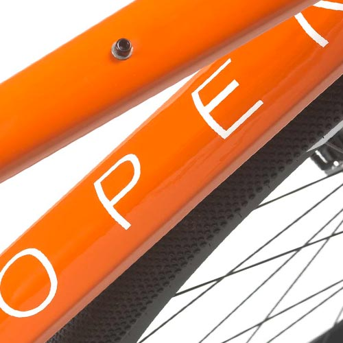 OPEN U.P.