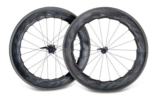 Zipp 858 NSW Wheels