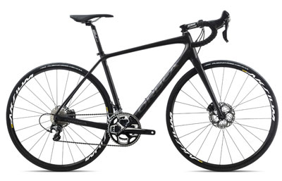 ORBEA AVANT M20D BIKE - Gran Fondo NY rental bike